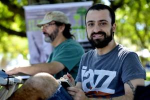 """Victor Canela: """"O Ilustra Parque é uma ideia bacana"""""""